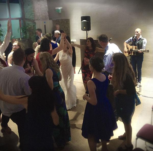 Wedding Evening live music - image