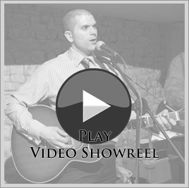 Play Guitarist For Weddings Video Showreel