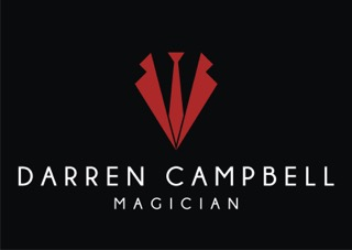 Darren Campbell Magician - logo