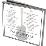 CD case rear