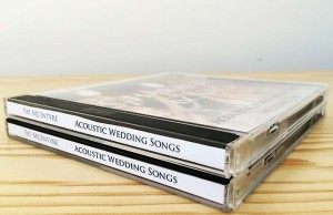 Personalised wedding CD 5