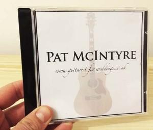 Personalised wedding CD 6