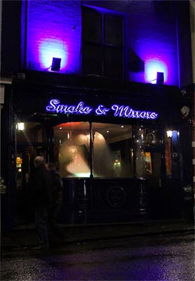 Smoke + Mirrors Bar Bristol image