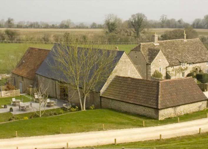 Wick Farm Bath venue