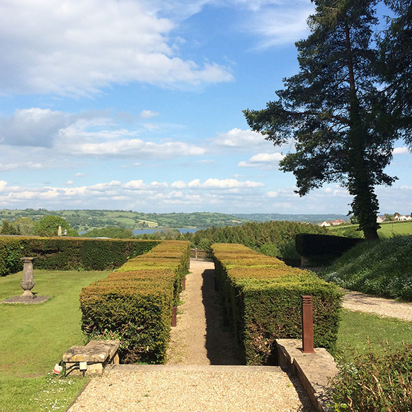image: Coombe Lodge views - Blagdon Lake