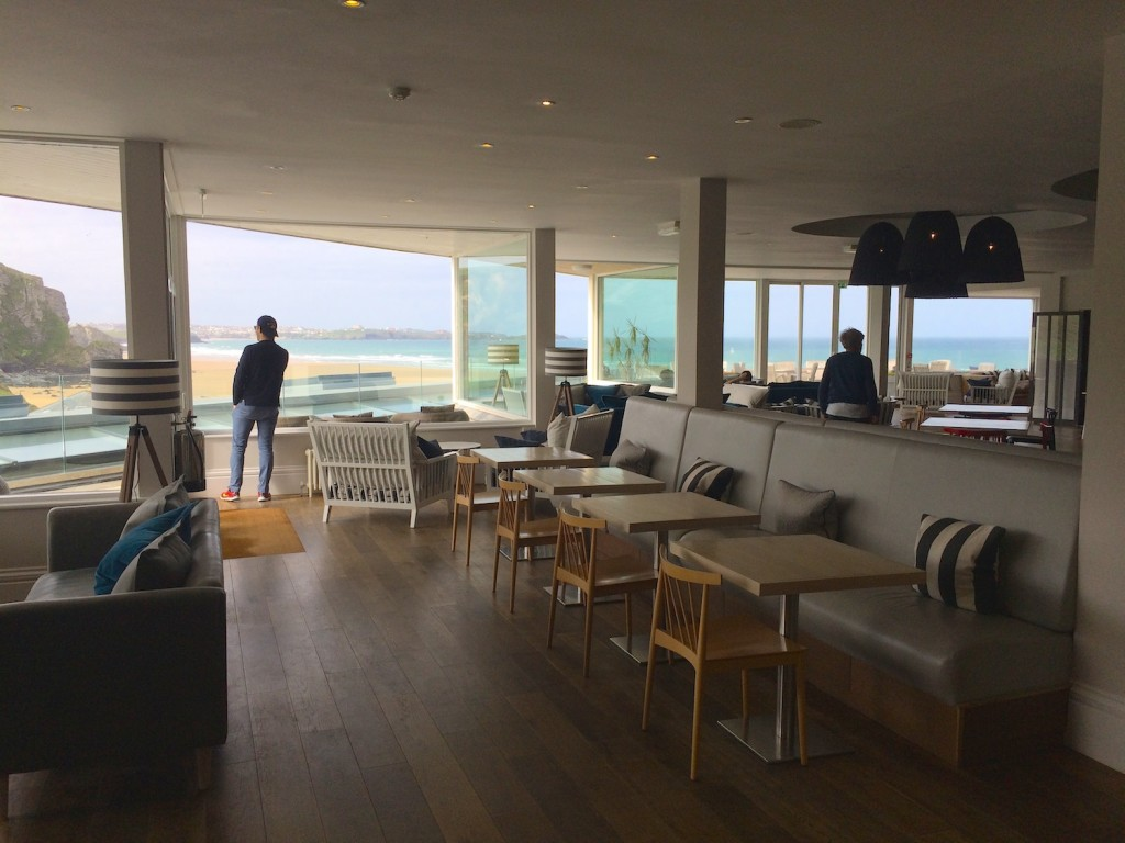 Watergate Bay Hotel - picture