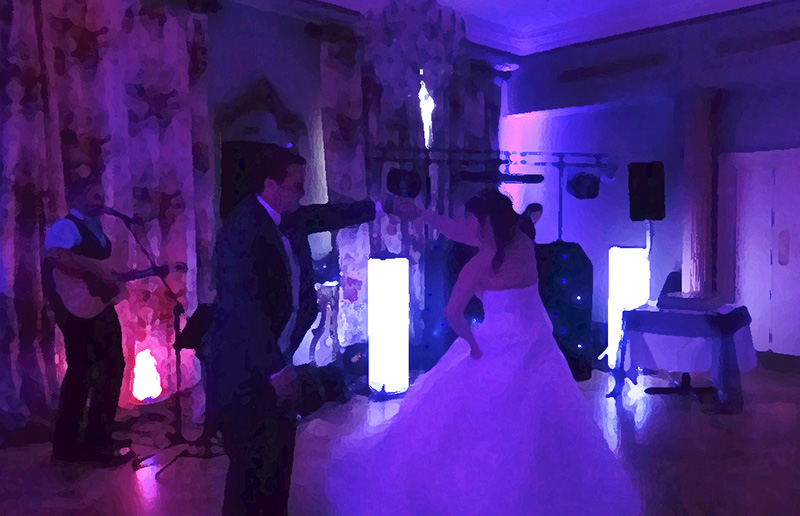 image of acoustic first dance