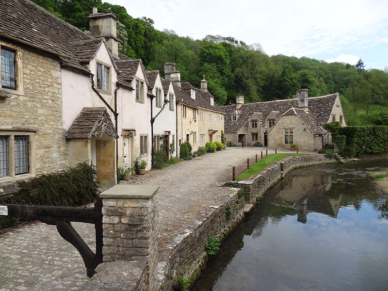 image: Castle Combe Views