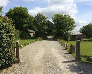 image: The Green Cornwall entrance