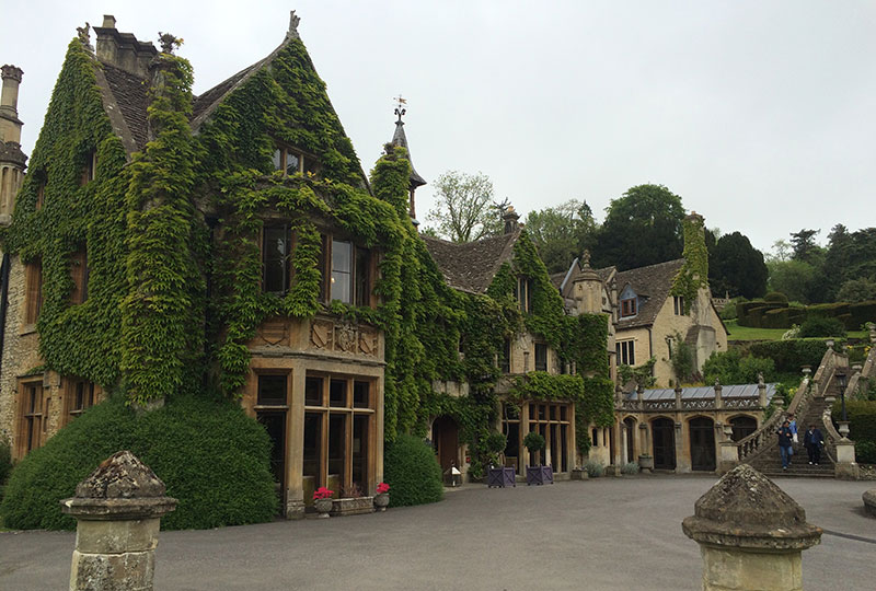 image: The Manor House Castle Combe