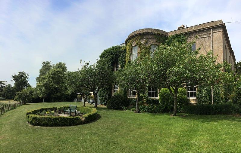 image: Bishopstrow House