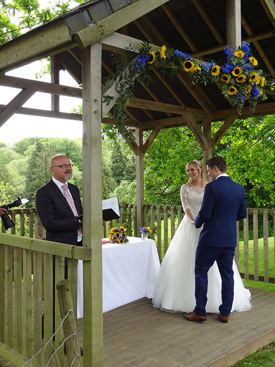 image: Married at The Green Cornwall