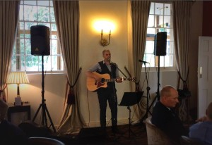 Bailbrook House wedding music - image
