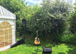 image: live acoustic music Devon
