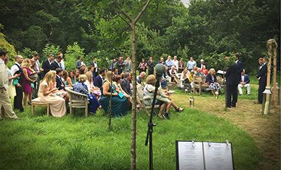 image: the ceremony