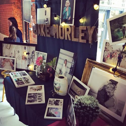 Jake Morley photography - Chosen Wedding Fair - Feb 2018