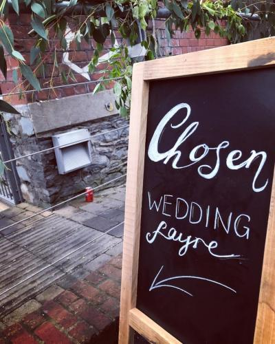 Chosen Wedding Fair - Feb 2018